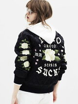 ROSE SATIN SOUVENIR JACKET