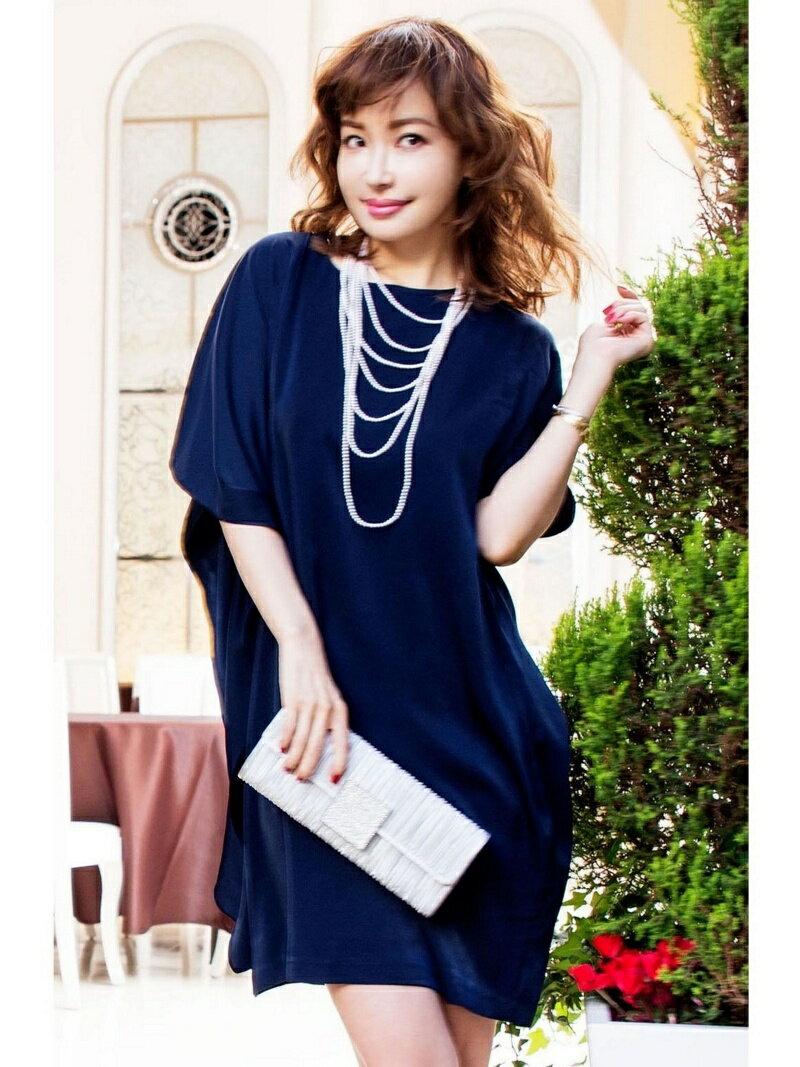 【SALE/35%OFF】Dress Lab Dress Lab/何通りにも着こなせるパーティードレス クリーム ワンピース【RBA_S】【RBA_E】【送料無料】
