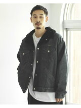 Wrangler × BEAMS / 別注 ボア 124MJ