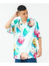 OIL PAINTING S/S SHIRT ICECREAM