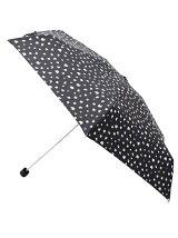 配色総柄折り畳み傘(晴雨兼用)