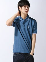 FRED PERRY×BEAMS / 別注 ペールトーン ポロシャツ <ギフト>
