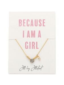 JILL by JILLSTUART <チャリティー>For All Girlsペンダント ジル バイ ジルスチュアート アクセサリー アクセサリーその他
