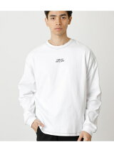 DECIDE WHICH LONG TEE/ディサイドウィッチロングTシャツ