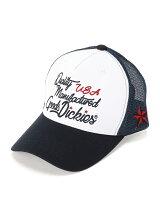 BEAMS / Dickies 刺繍メッシュキャップ17SS