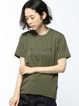 アイロニーロゴベーシックTシャツ