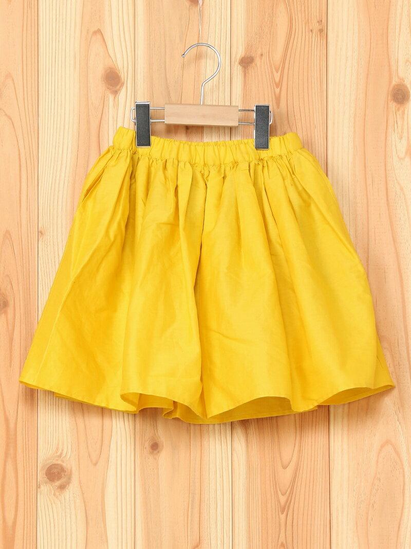 GLOBAL WORK (K)ギャザースカート/ムジ グローバルワーク スカート