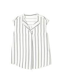 【SALE/40%OFF】N. Natural Beauty Basic ガルーダツイルシャツオープンカラー エヌ ナチュラルビューティーベーシック* シャツ/ブラウス シャツ/ブラウスその他 ホワイト ブラウン ピンク【送料無料】