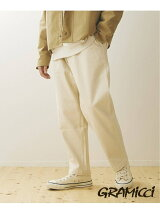 【GRAMICCI*JOURNAL STANDARD/グラミチ】別注DENIM RESORT PANTS