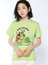 MELTDOWNパフェT/CベーシックTシャツ