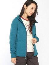 (W)サラフィンプロフーデットセーター