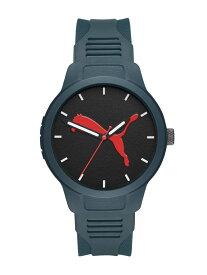 PUMA PUMA/(U)RESET V2_P5023 ウォッチステーションインターナショナル ファッショングッズ 腕時計 ブラック【送料無料】