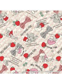 My Melody×CRYSTAL BALL『Sweet Strawberry』/ショルダーバッグ/トートバッグ