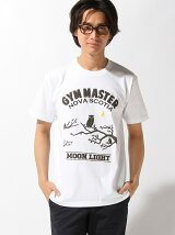 gym master/(U)MOON LIGHT Tee