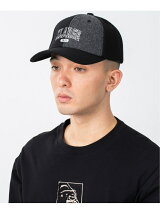 WOOL PANELED CAP