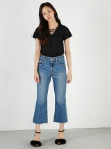 ANKLE FLARE DENIM PT