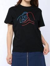 Devious / BOY MEETS GIRL TEE レイ ビームス Ray BEAMS Tシャツ