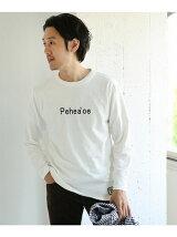 melelana 9分袖Tシャツ