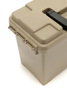 BRID/molding AMMO TOOL BOX S SAND/ベージュ