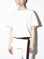 THERMAL BELTED TOP