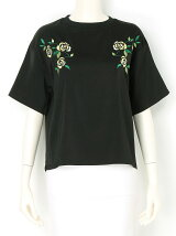 rose embroidery TOPS