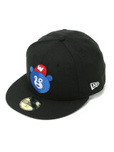 The Wonderful!design × NEWERA / ベア Cap