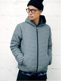 【SALE/44%OFF】GIORDANO パデットフードジャケット(中綿) ジョルダーノ コート/ジャケット ナイロンジャケット グレー ネイビー ブラック ベージュ レッド