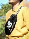 【SALE/40%OFF】coen NewBalance(ニューバランス)ボディバッグ コーエン バッグ ウエストポーチ ブラック