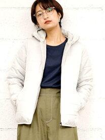 【SALE/23%OFF】GIORDANO パデットフードジャケット(中綿) ジョルダーノ コート/ジャケット ナイロンジャケット グレー ネイビー ブラック レッド