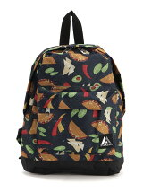 (K)Junior pattern backpack