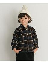 FORK&SPOON ネルチェックシャツ(KIDS)