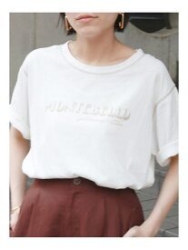 【SALE/65%OFF】Ungrid MONTEBELLプリントTee アングリッド カットソー カットソーその他 ホワイト グレー レッド