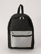 (U)Basic color block backpack