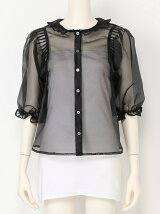 MIDNIGHT PRINCESS blouse