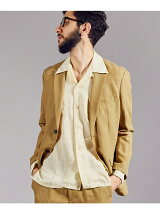 FREEMANS SPORTING CLUB JP LINEN CLOTH JACKET
