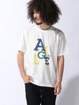 (M)ランダムロゴTシャツ