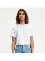 LEVI'S® MADE & CRAFTED® ポケットTシャツ BRIGHT WHITE