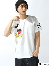 BxH / Mickey Pocket Tee