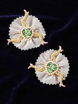AURORA DANCERS EARRINGS