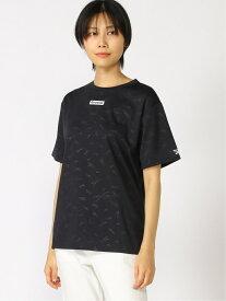 【SALE/79%OFF】Reebok REEBOK/(W)ベーシック半袖T ニッキー カットソー Tシャツ ブラック ホワイト