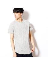 ワッフルロング半袖Tシャツ