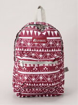 (U)Basic pattern backpack
