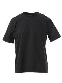 【SALE/20%OFF】nano・universe FORMALJERSEYクルーネックTシャツ ナノユニバース カットソー Tシャツ ブラック ネイビー グレー ホワイト【送料無料】