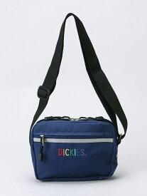 DICKIES/(K)DK K RAINBOW LOGO MINI SHOULDER ハンドサイン バッグ