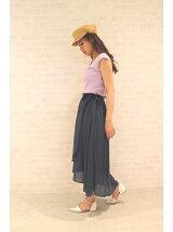 ボイルラップスカート