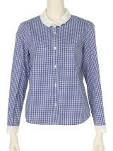 LACY COLLAR SHIRTS