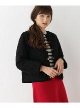 Traditional Weatherwear ボア中綿キルトジャケット