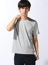 (M)[メンズ] 吸汗速乾 ワンポイントTシャツ