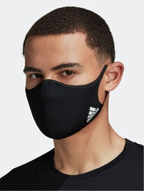 adidas Sports Performance フェイスカバー 3枚組(M/Lサイズ)[FACE COVERS M/L 3-PACK] アディダス アディダス 生活雑貨 生活雑貨その他 ブラック ホワイト