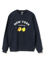 【SPECIAL PRICE】BEAMS T / Newyork Crew Sweat